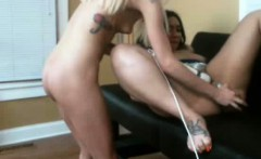 Two Hot Teens Squirting On Webcam F