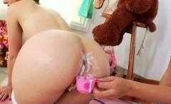 Milkenema Slut Pours Milk In Her Cereal