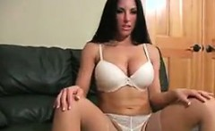 Busty MILF In Lingerie Compilation