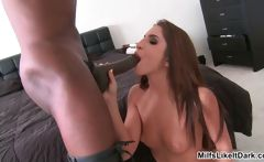 Giselle Leon is a milf who loves to fuck