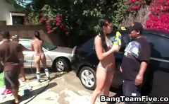 Fuck Team Cock Wash 4 by bangteamfive
