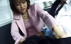 Pussy twat fingering in car with asian