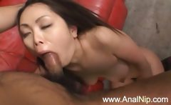 Deep hairy analhole sex in prison