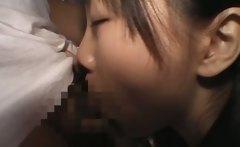 Hina Sakura cute real asian model plays