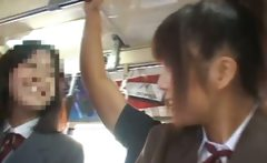 Asian babe has public sex jav