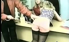 Pervert Chick In Wicked Spanking Girl